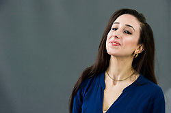Pictured: Nayrouz Qarmout<br /> <br /> Nayrouz Qarmout is a Palestinian writer and activist. Born in Damascus in 1984, as a Palestinian refugee, she returned to the Gaza Strip, as part of the 1994 Israeli-Palestinian Peace Agreement, where she now lives. She graduated from al-Azhar University in Gaza with a degree in Economics. She currently works in the Ministry of Women's Affairs, raising awareness of gender issues and promoting the political and economic role of women in policy and law, as well as the defence of women from abuse, and highlighting the role of women's issues in the media.