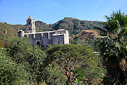San Jose Church, Copala, Sierra Madre Mountains, Sinaloa, Mexico