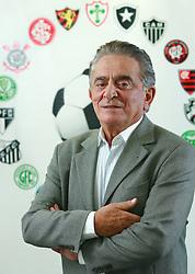 Presidente do Clube dos 13, Fabio Koff em seu gabinete na sede da entidade em Porto Alegre.<br /> FOTO: Jefferson Bernardes/Preview.com