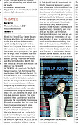 MCBTH: article TROUW (NL)