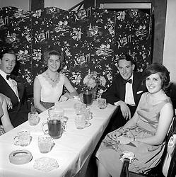 Paddock Wood Dance - 8th December 1961.