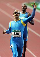 Friidrett<br /> IAAF Golden League<br /> Paris <br /> 01.07.2005<br /> Foto: PhotoNews/Digitalsport<br /> NORWAY ONLY<br /> <br /> TYLER CHRISTOPHER