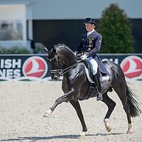 CDIO5* Grand Prix Dressage - CHIO Aachen 2014