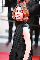 Sofia Coppola at the Saint-laurent gala screening red carpet at the 67th Cannes Film Festival France. Saturday 17th May 2014 in Cannes Film Festival, France.