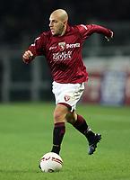 "Alessandro Rosina (Torino)<br /> Italian ""Serie A"" 2006-07<br /> 27 Jan 2007 (Match Day 21)<br /> Torino-Udinese (2-3)<br /> ""Olimpico""-Stadium-Torino-Italy<br /> Photographer: Luca Pagliaricci INSIDE"