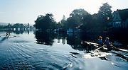 Marlow, United Kingdom, Training session women's rowing squard, River Thames, Longridge Scout Camp, summer, 1997 [ Mandatory Credit; Peter Spurrier/intersport Images] 1997 Women's Squard Training, Longridge Scout Camp,