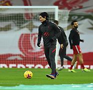 17/01, 16:30, Liverpool v Manchester United, Minamino