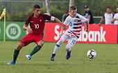 Soccer-CONCACAF U15 Championships-Portugal vs USA-Aug 10, 2019