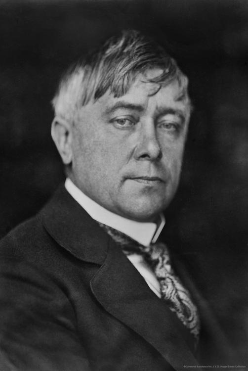 Maurice Maeterlinck, Author, 1920