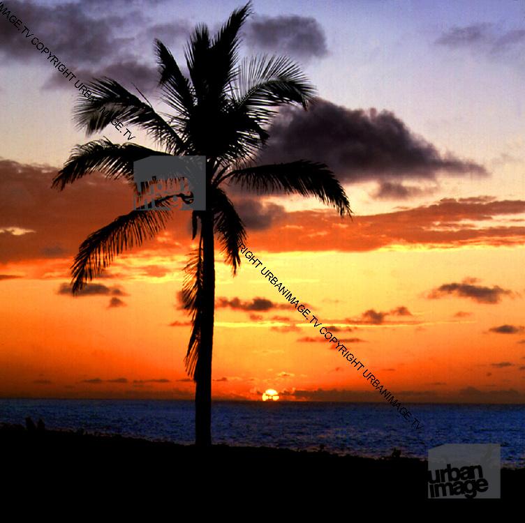 Jamaica Sunset in Port Maria