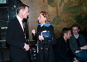 SIR NICHOLAS SEROTA; MIUCCIA PRADA, Turner Prize 2010. Tate Britain. Millbank. London. 6 December 2010. -DO NOT ARCHIVE-© Copyright Photograph by Dafydd Jones. 248 Clapham Rd. London SW9 0PZ. Tel 0207 820 0771. www.dafjones.com.
