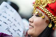April 10-12, 2015: Chinese Grand Prix - Chinese F1 fan