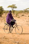 TANZANIA. Longido Mountain Area..August 3rd 2009..A Maasai man..