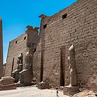 Egypt - Luxor - Temple of Luxor