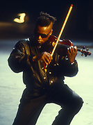 Reggae Philhamonic Ochestra video shoot 1988