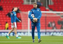 Joel Dawson, Stoke City Sports Scientist