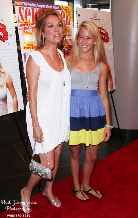 """7 June 2009 - New York, NY - Kathy Lee Gifford and Cassidy Gifford. Seventeen Magazine and Hayden Panettiere host a screening of the new movie """"I Love You Beth Cooper"""" Photo Credit: Paul Zimmerman/AdMedia"""