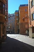 Austria, Innsbruck old city