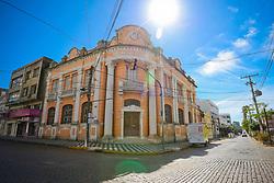 Casa de Cultura Pedro Wainer de Bagé. FOTO: Marcos Nagelstein/Agência Preview