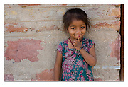 Girl from Chanoud, a small village in Rajasthan, India.  Nikon D810, 70-200mm @ 105mm, f5.6, EV+0.67, 1/320sec, ISO400, Aperture priority
