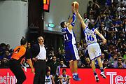 DESCRIZIONE : Sassari Lega A 2012-13 Dinamo Sassari Lenovo Cantù Quarti di finale Play Off gara 5<br /> GIOCATORE : Drake Diener<br /> CATEGORIA : Stoppata<br /> SQUADRA : Dinamo Sassari<br /> EVENTO : Campionato Lega A 2012-2013 Quarti di finale Play Off gara 5<br /> GARA : Dinamo Sassari Lenovo Cantù Quarti di finale Play Off gara 5<br /> DATA : 17/05/2013<br /> SPORT : Pallacanestro <br /> AUTORE : Agenzia Ciamillo-Castoria/M.Turrini<br /> Galleria : Lega Basket A 2012-2013  <br /> Fotonotizia : Sassari Lega A 2012-13 Dinamo Sassari Lenovo Cantù Play Off Gara 5<br /> Predefinita :