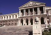 PORTUGAL, LISBON National Palace or Palace of Ajuda