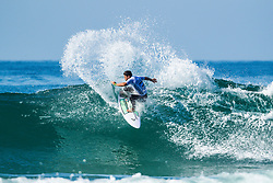 Tomas King (CRI) advances to Round 2 of the 2018 Ballito Pro pres by Billabong after placing second in Heat 5 of Round 1 at Ballito, South Africa.