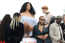 Photocall for 'Port Authority' during the 72nd annual Cannes Film Festival on May 19, 2019 in Cannes, France. CAP/GOL ©GOL/Capital Pictures. 19 May 2019 Pictured: Lenya Bloom, Eddy Plaza and cast of Port Authority. Photo credit: GOL/Capital Pictures / MEGA TheMegaAgency.com +1 888 505 6342