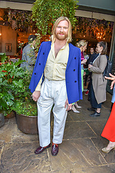 Henry Conway at The Ivy Chelsea Garden Summer Party ,The Ivy Chelsea Garden, King's Road, London, England. 14 May 2019. <br /> <br /> ***For fees please contact us prior to publication***