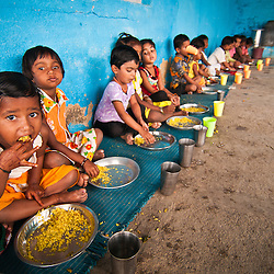 Some of these children would only get one meal a day if it were not for the CRHP Preschool.