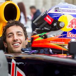 20150422: AUT, Formula 1 - Red Bull Showrun in Vienna