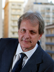 Jornalista e empresário Augusto Nunes em sua casa, no bairro Jardins, em São Paulo. FOTO: Jefferson Bernardes/Preview.com