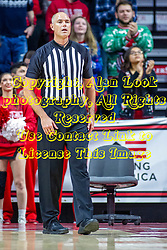 NORMAL, IL - December 07:  Jeff Malham during a college basketball game between the ISU Redbirds and the Morehead State Eagles on December 07 2019 at Redbird Arena in Normal, IL. (Photo by Alan Look)