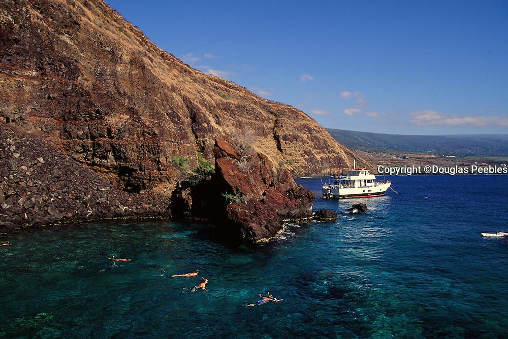 Kealakekua Bay,  Big Island of Hawaii, Hawaii
