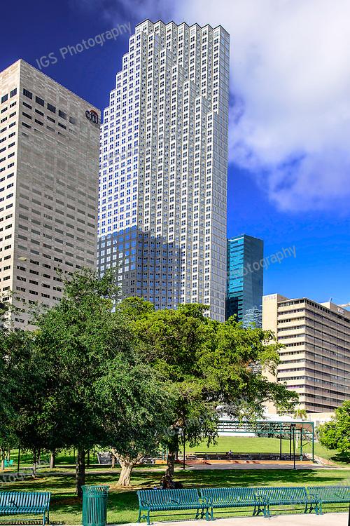Bayfront Area of Miami