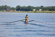 Race: 74  Event: Women's Lightweight Single Sculls - Rep<br /> <br /> National Schools Regatta 2018<br /> Sunday<br /> <br /> To purchase this photo, or to see pricing information for Prints and Downloads, click the blue 'Add to Cart' button at the top-right of the page. The Metropolitan Regatta 2018