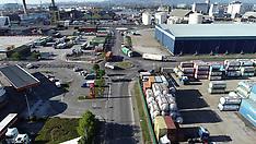 Kilwex Dublin Port - Aerial Stills 15.05.2020
