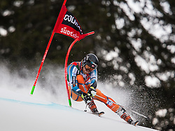 22.12.2013, Gran Risa, Alta Badia, ITA, FIS Ski Weltcup, Alta Badia, Riesenslalom, Herren, 1. Durchgang, im Bild Leif Kristian Haugen (NOR) // Leif Kristian Haugen of Norway in action during mens Giant Slalom of the Alta Badia FIS Ski Alpine World Cup at the Gran Risa Course in Alta Badia, Italy on 2012/12/22. EXPA Pictures © 2013, PhotoCredit: EXPA/ Johann Groder