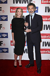 Saad Mohseni bei den Courage in Journalism Awards in Beverly Hills / 201016<br /> <br /> *** 27th Annual International Women's Media Foundation Courage in Journalism Awards held at the Beverly Wilshire Hotel in Beverly Hills, USA, October 20, 2016 ***