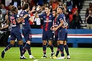 FOOTBALL - FRENCH CHAMP - L1 - PARIS SAINT-GERMAIN v CAEN 120818