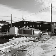 Building 155, Galley, McMurdo Station