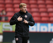 Matt Prestige Sheffield United's Head of Sports Science during the English League One match at Bramall Lane Stadium, Sheffield. Picture date: December 31st, 2016. Pic Simon Bellis/Sportimage
