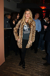 SARA PARKER-BOWLES at a party to celebrate the publication of Tom Sykes's book 'What Did I Do Last Night?' held at Centuary, Shaftesbury Avenue, London on 16th January 2007.<br /><br />NON EXCLUSIVE - WORLD RIGHTS