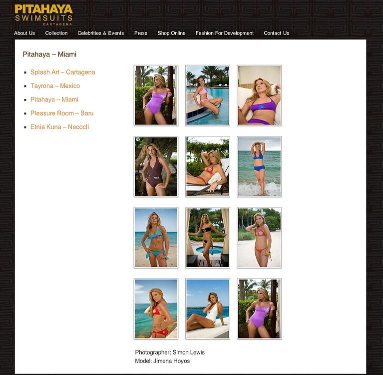 Pitahaya Swimwear