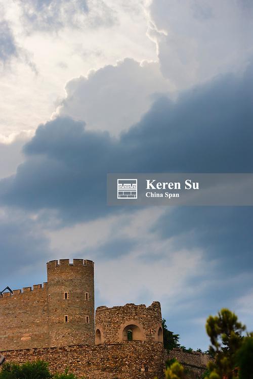 Kale Fortress, Skopje, Republic of Macedonia, Europe