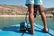 Greece, Minor Cyclades, Donoussa