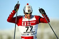 Langrenn, 22. november 2003, Verdenscup Beitostølen, Fulvio Valbusa, Italia