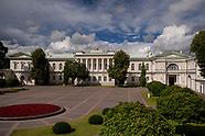Litwa. Wilno. Pałac Prezydencki