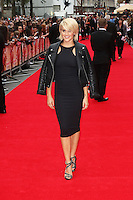 Ashley Roberts, The Bad Education Movie - World Film Premiere, Leicester Square, London UK, 20 August 2015, Photo by Richard Goldschmidt