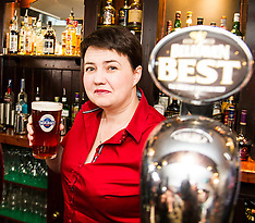 Ruth Davidson turns to drink | Edinburgh | 27 April 2016